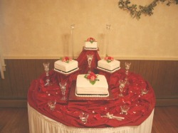 Dessert Table Example